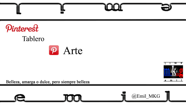 Pinterest Arte