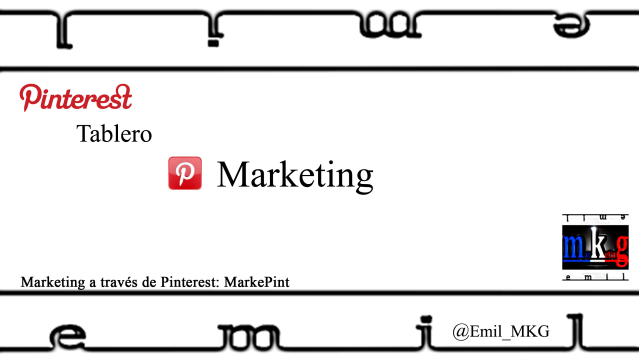 Pinterest Marketing MarkePint