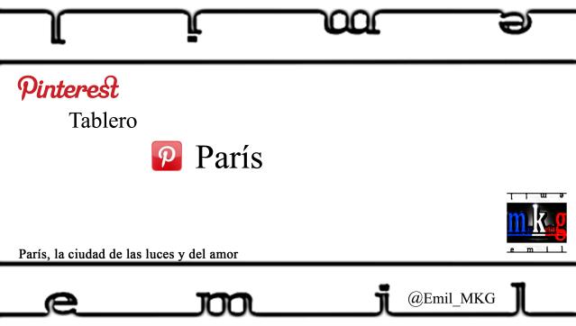 Pinterest Paris