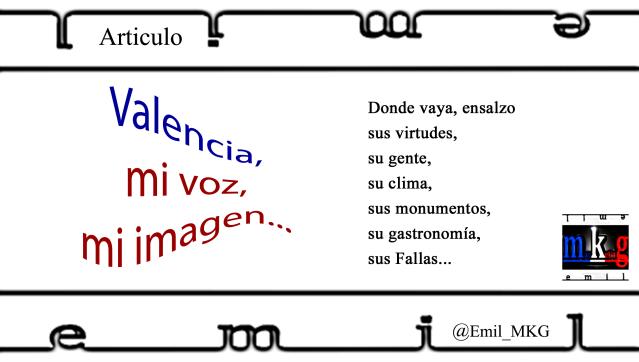 Valencia mi voz mi imagen